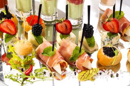 Party Snacks Und Fingerfood Tipps Und Rezepte