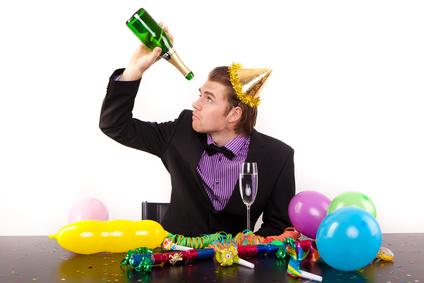 der alkohol ist ausgegangen,leere flaschen