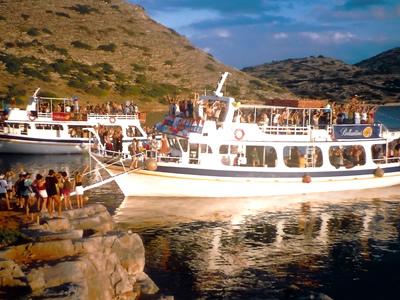Partyboot auf Ibiza