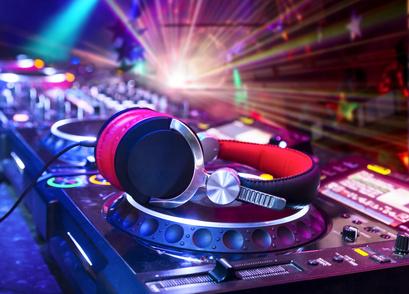 DJ Mischpult für Partymusik