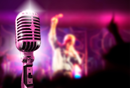 Karaoke Mikro