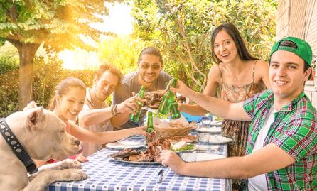 grillparty perfekt organisieren ? tipps, ideen, einladung - Erfolgreiche Party Im Garten Organisieren