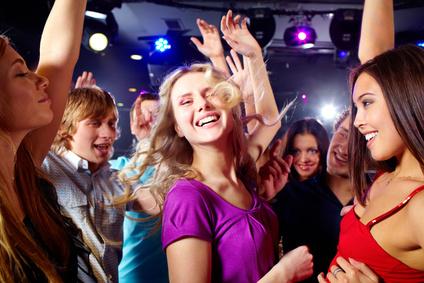Clubbing in Chersonissos