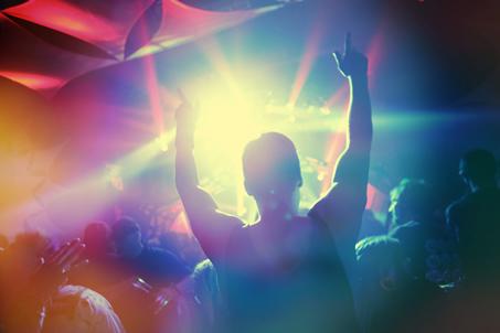 Partypeople-haben-Spass