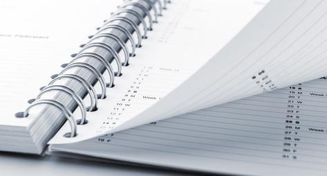 Organisation / Terminplanung