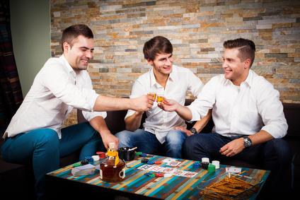 Party trinkspiele selber machen