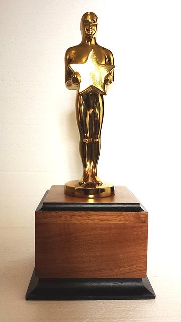 Hollywood-Oscar-als-Deko