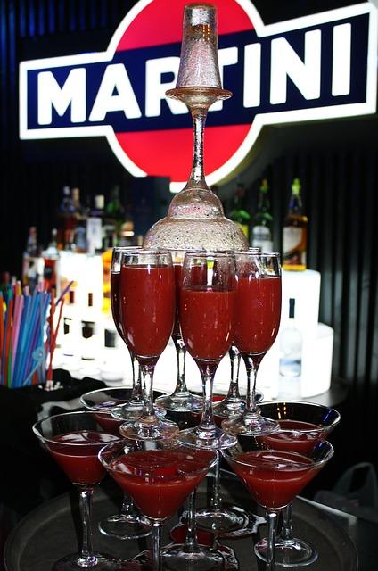 Martini-Hollywoodcocktail