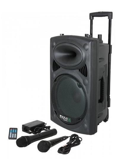Ibiza-Port-Karaokeanlage