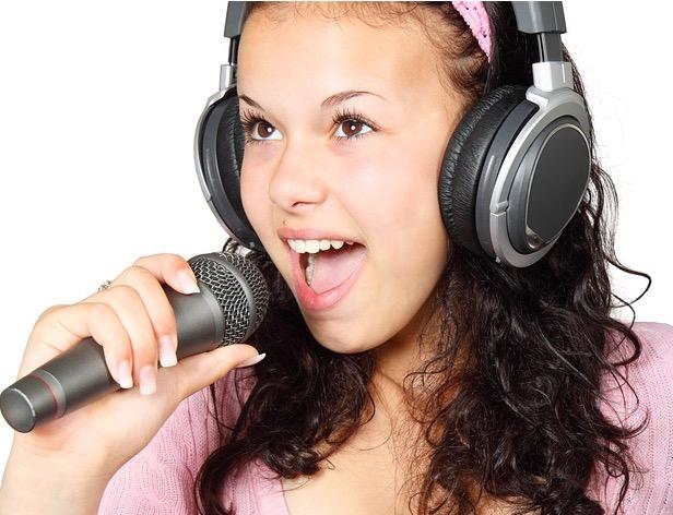 Karaokesaengerin