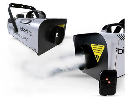 Party-mit-Nebelmaschinen