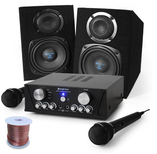 Skytech-Karaoke-Set