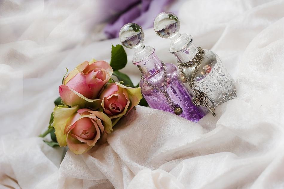 Tischdekoration-zur-Verlobungsfete