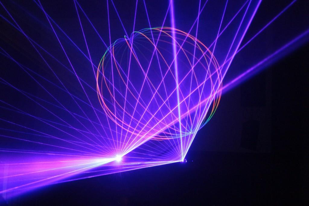 Laser-Elemente