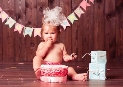 1 Geburtstag Feiern Ideen Deko Tipps