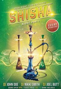 shisha-plakat