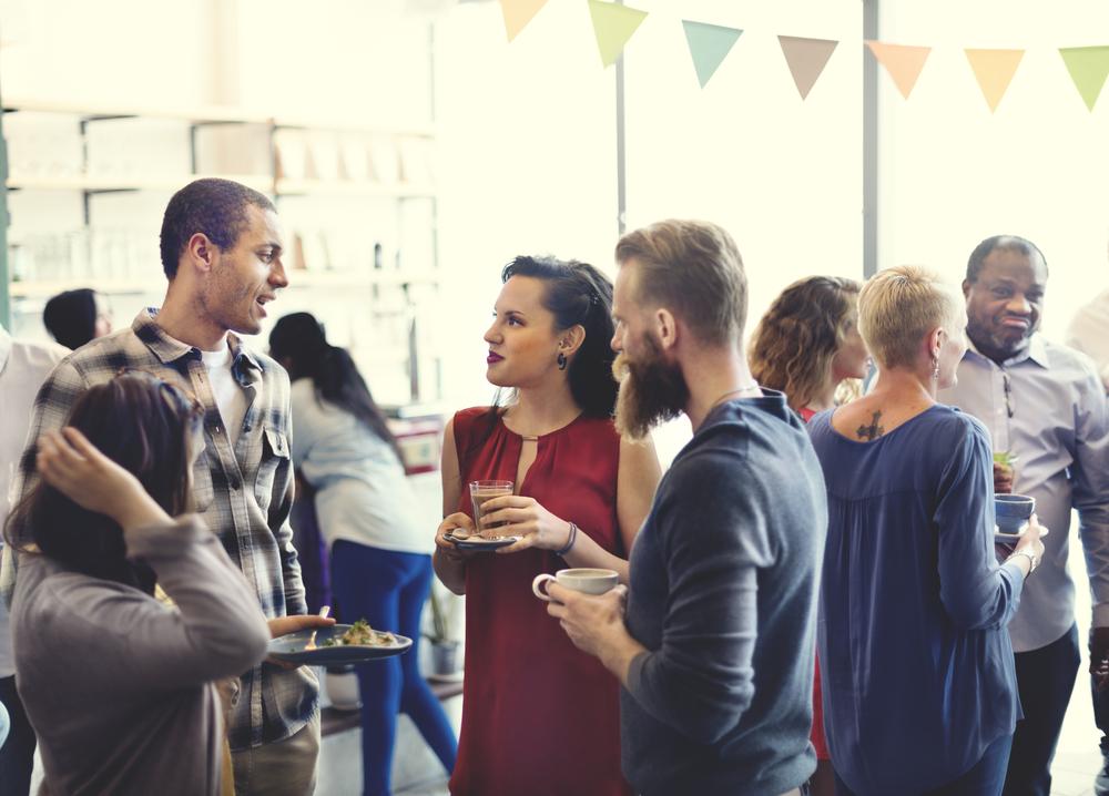 Betriebsfeier und Firmenfeier planen - Ideen und Tipps